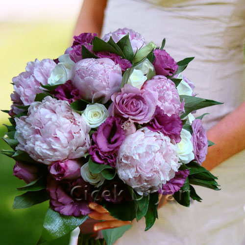 9280121335546 Gelin El Çiçeği Modelleri, Gelin Buketleri - Çiçek Diyarı