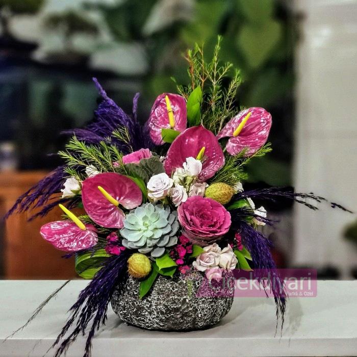 Göktürk Çiçek