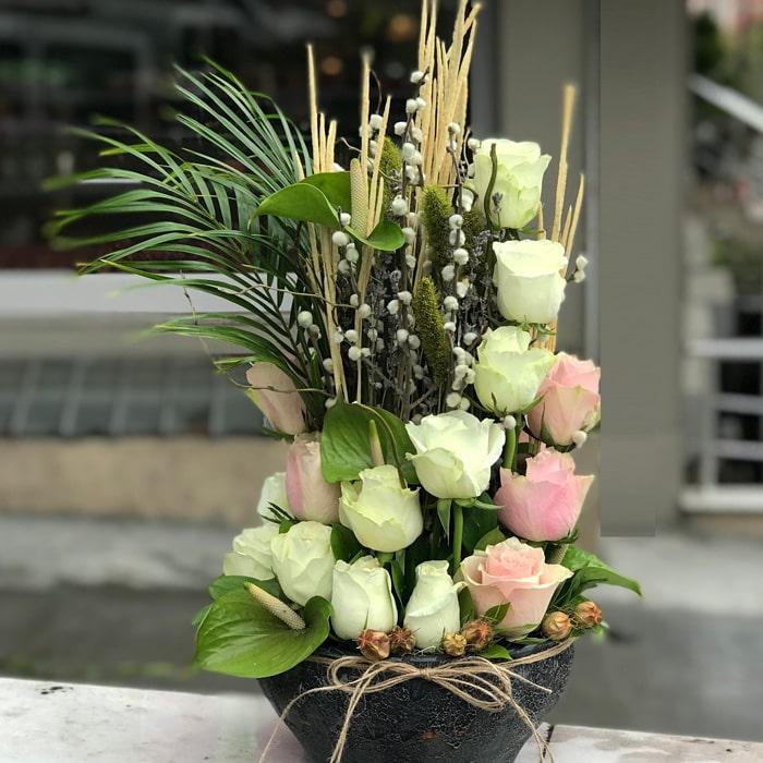 Ayasofya Çiçek Tasarým