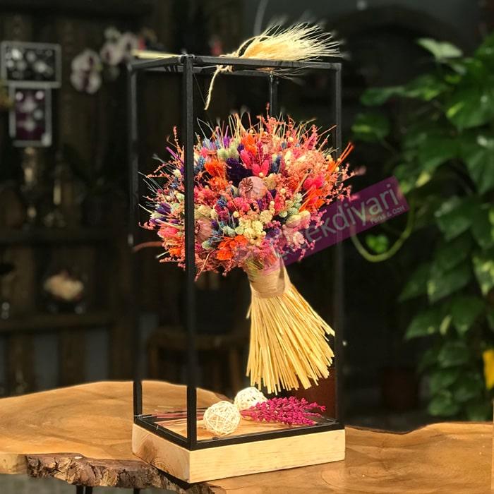 Kagras Kuru Çiçek Tasarým