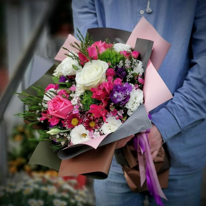 Aþiyan Çiçek Buketi