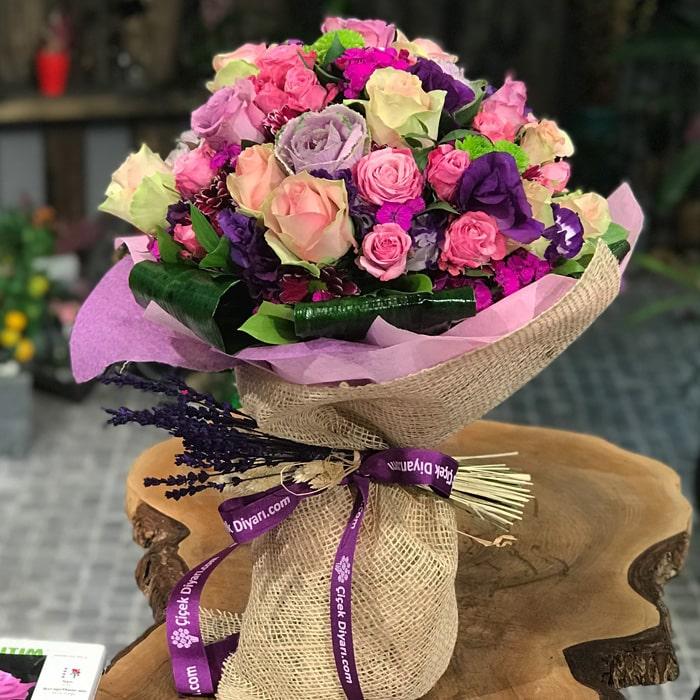 Maçka Çiçek Buketi