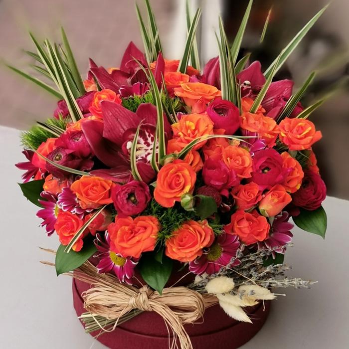 Çiçek Kutusu
