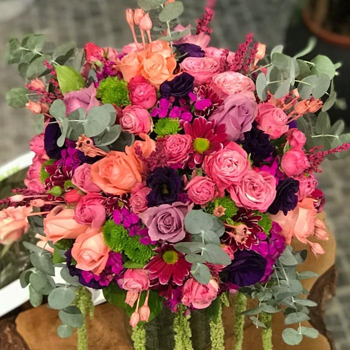 Güller ve Mevsim Çiçekleri