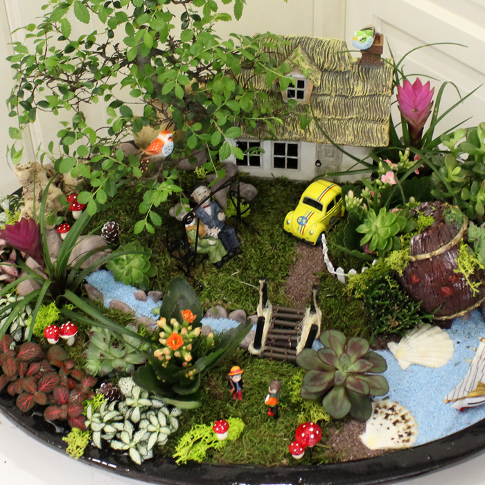 Mutluluk Bahçesi