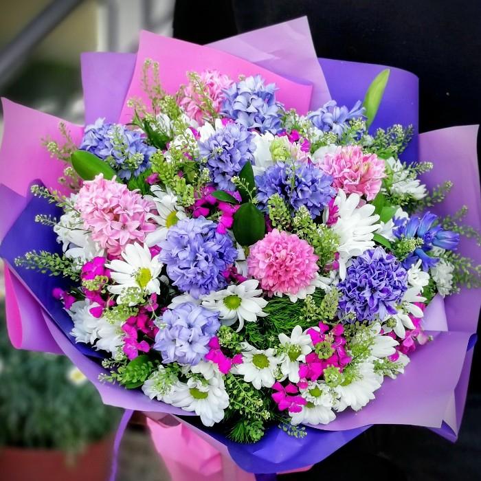 Mis Kokulu Çiçek Buketi