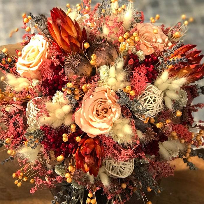 Bodamya Kuru Çiçek Tasarým