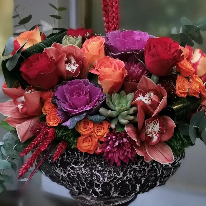Orkide ve Güller