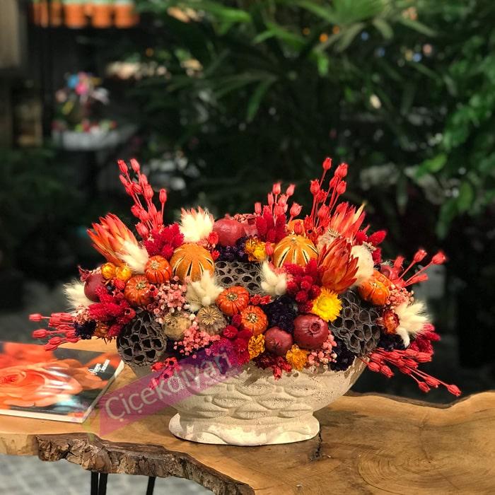 Gümüþdamla Kuru Çiçek