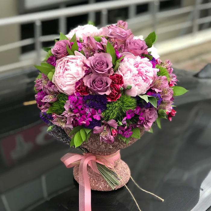 Þakayýk  ve Mevsim Çiçekleri