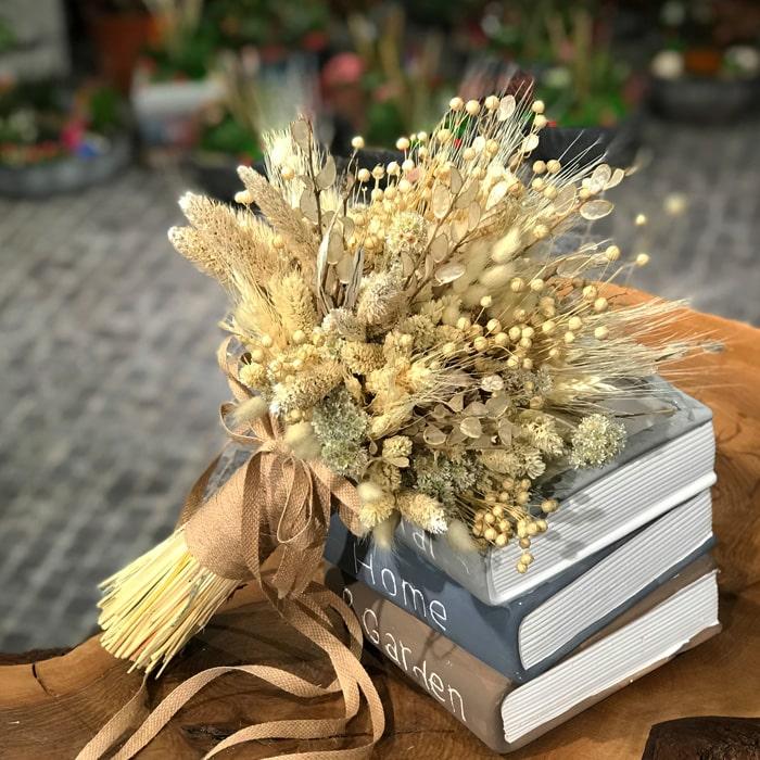 Üzümdere Kuru Çiçek Buketi
