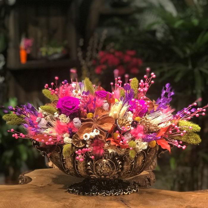 Toros Kuru Çiçek Tasarým