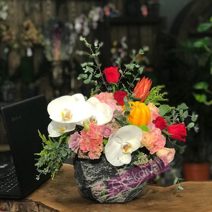 Göztepe Çiçek Tasarým