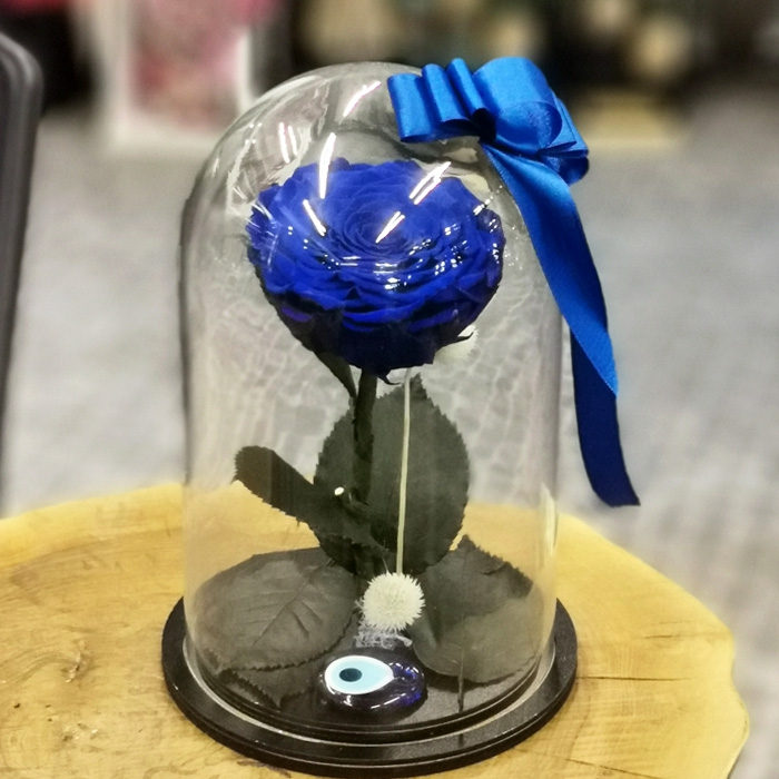 Emsalsiz Aþk - Mavi Gül
