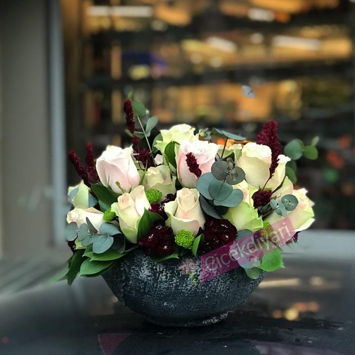 Maslak Çiçek