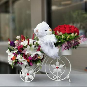Sana Çiçekler Getirdim