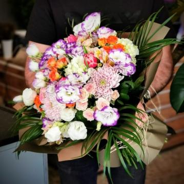 Bakýr Kupada Çiçekler, çiçek sipariþi, Bahar Çiçekleri