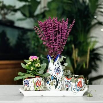 Kalp Kalbe Karşı Çiçeği