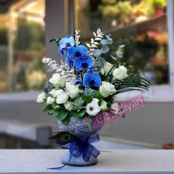 Küçükyalý çiçek tasarým