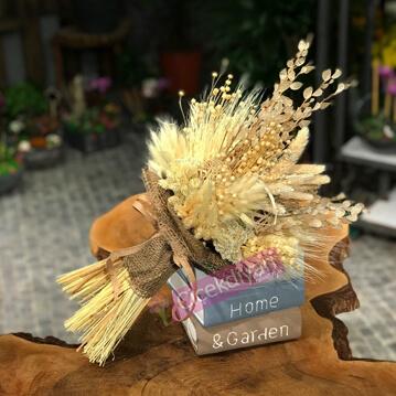 Zilan Kuru Çiçek Buketi
