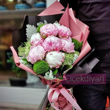 Çiçeklerin Kralý Pembe Þakayýk